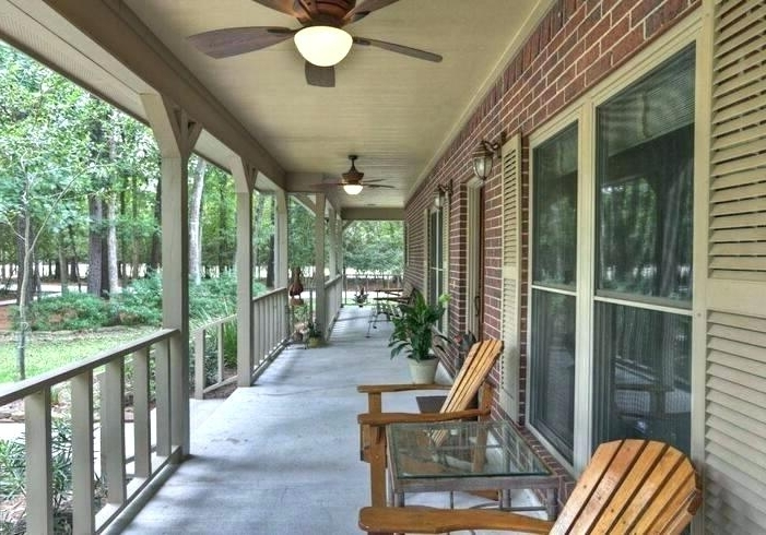 Outdoor Ceiling Fans For Porch Regarding 2017 Best Outdoor Ceiling Fan Beautiful Outdoor Patio Ceiling Fans Or (Gallery 7 of 15)