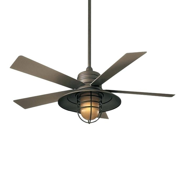 Outdoor Ceiling Fans For Wet Locations Pertaining To Best And Newest Wet Rated Outdoor Ceiling Fan Unique Fans Modern Antique Rustic For (Gallery 1 of 15)