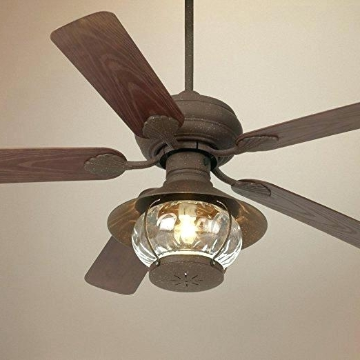 Outdoor Ceiling Fans Light Kits Outdoor Fan Light Rustic Indoor In Preferred Outdoor Ceiling Fans With Lantern Light (Gallery 3 of 15)