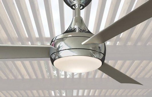 Outdoor Ceiling Fans Wet Rated With Light 2018 Led Ceiling Lights Throughout 2018 Wet Rated Outdoor Ceiling Fans With Light (View 7 of 15)