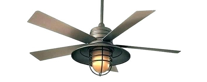 Outdoor Ceiling Fans With Covers Throughout Current Ceiling Fans At Lowes Wet Rated Ceiling Fans Outdoor Ceiling Fans (Gallery 6 of 15)