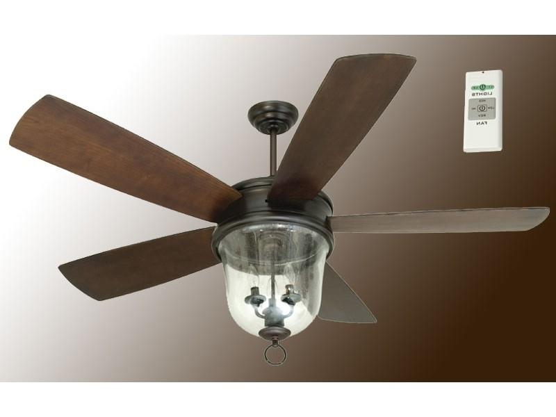 Outdoor Ceiling Fans With Light And Remote With Regard To Recent Outdoor Ceiling Fans With Lights And Remote Control New Lighting (View 12 of 15)
