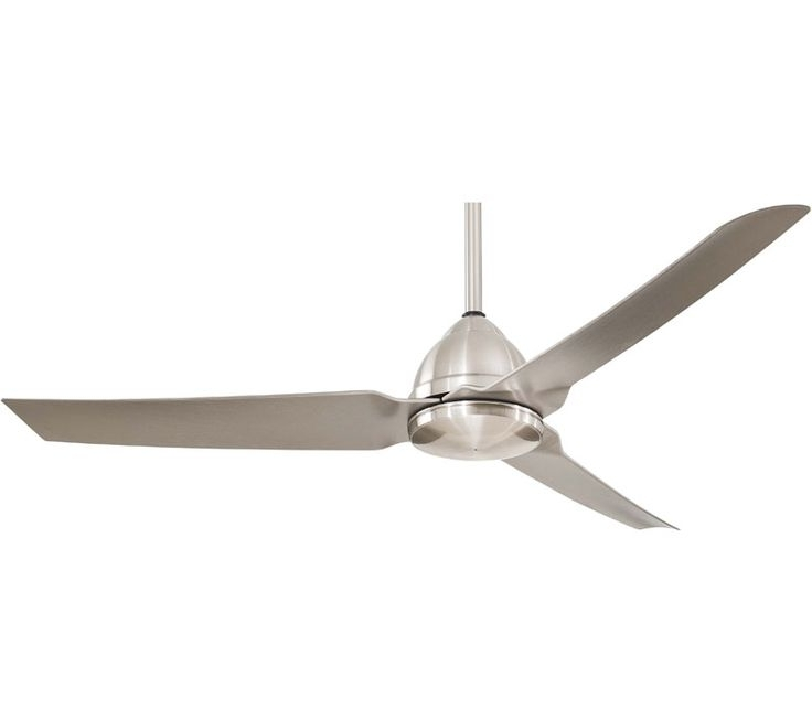 Outdoor Ceiling Fans With Metal Blades For Widely Used 15 Best Ceiling Fans For Our Loft Images On Pinterest Blankets (Gallery 4 of 15)