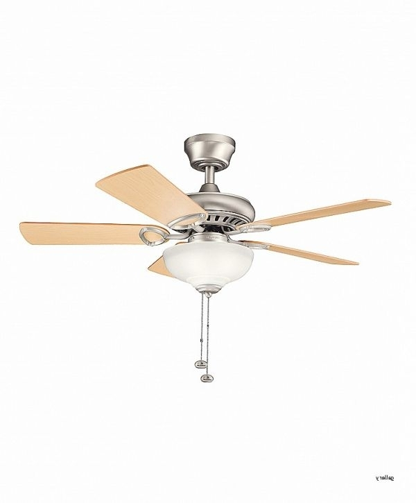 Outdoor Ceiling Fans With Pull Chain Intended For Best And Newest Ceiling Fans: Ceiling Fans At Home Depot Lovely 11 Inspirational (Gallery 15 of 15)