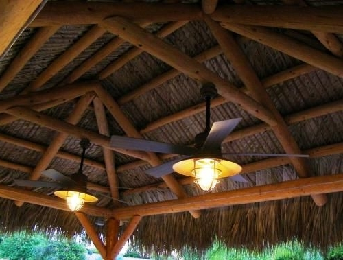 Outdoor Ceiling Fans (Gallery 6 of 15)