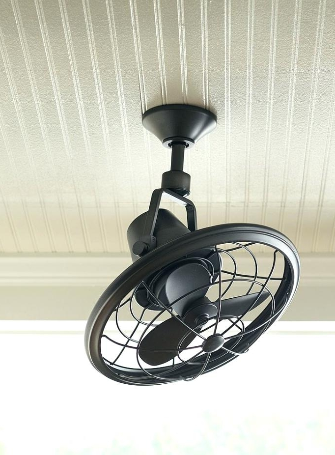 Outdoor Ceiling Mount Oscillating Fans Pertaining To Popular Lively Wall Mounted Outdoor Oscillating Fans R6253127 Outdoor (Gallery 4 of 15)