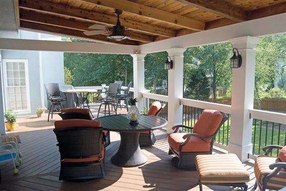 Outdoor Patio Ceiling Fans With Lights Intended For Most Current Wonderful Outdoor Patio Ceiling Ideas Outdoor Porch Ceiling Fans (Gallery 11 of 15)