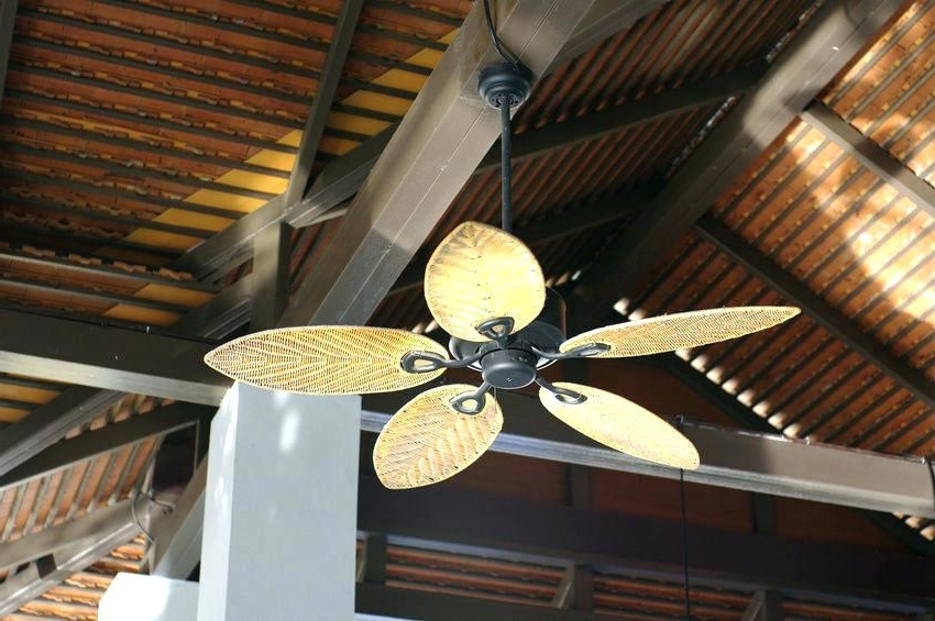 Outdoor Wall Mount Fans Ceiling Ceiling Fans Waterproof Outdoor Wall With Regard To Recent Waterproof Outdoor Ceiling Fans (View 10 of 15)