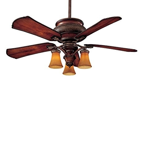 "Popular Craftsman Outdoor Ceiling Fans With Minka Aire F840 Cf Craftsman – 52"" Outdoor Ceiling Fan With Light (View 5 of 15)"