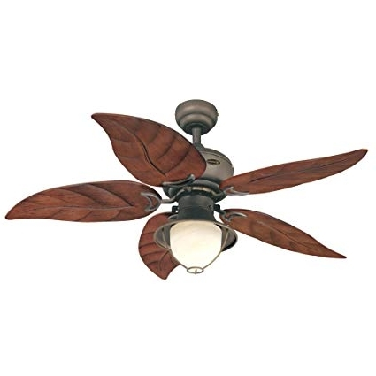 Featured Photo of Leaf Blades Outdoor Ceiling Fans