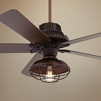 Popular Outdoor Ceiling Fans – Damp And Wet Rated Fan Designs (View 14 of 15)