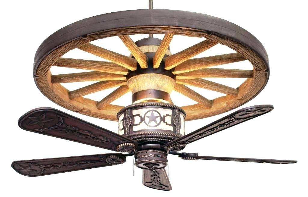 Popular Rustic Exterior Ceiling Fans – Webstechadsweb (View 11 of 15)