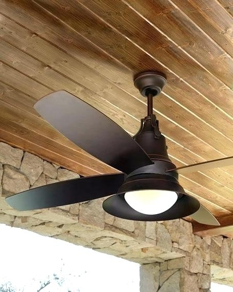 Preferred Altura Ceiling Fan Light Kit Indoor Outdoor Ceiling Fan With Light In Brown Outdoor Ceiling Fan With Light (View 15 of 15)