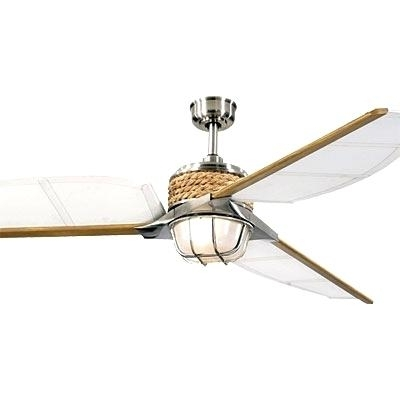 Preferred Nautical Outdoor Ceiling Fans With Regard To Coastal Ceiling Fans With Lights Indoor Outdoor Bronze Ceiling Fan (View 10 of 15)