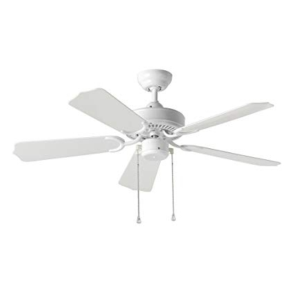Preferred Sea Gull Lighting 1525 15 Bayou 42 Inch, Five Blade Outdoor Ceiling Throughout 42 Inch Outdoor Ceiling Fans (View 2 of 15)