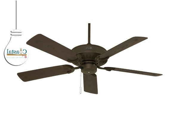 Quality Outdoor Ceiling Fans Inside Preferred Looking For A Quality Outdoor Ceiling Fan? The Regency Oasis Fan Is (View 8 of 15)