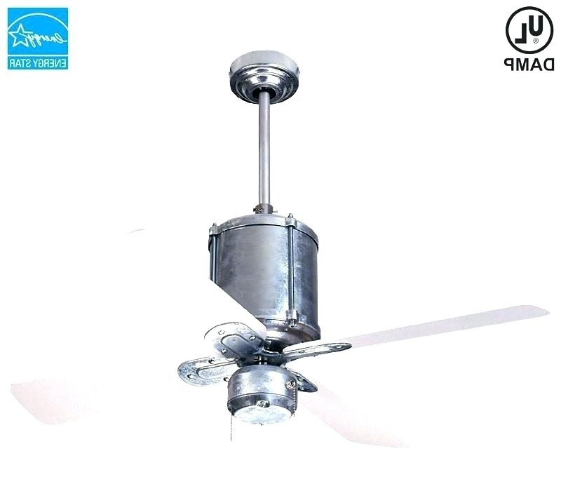 Quorum Outdoor Ceiling Fans Galvanized Outdoor Ceiling Fan Ceiling Pertaining To Most Up To Date Galvanized Outdoor Ceiling Fans (View 13 of 15)