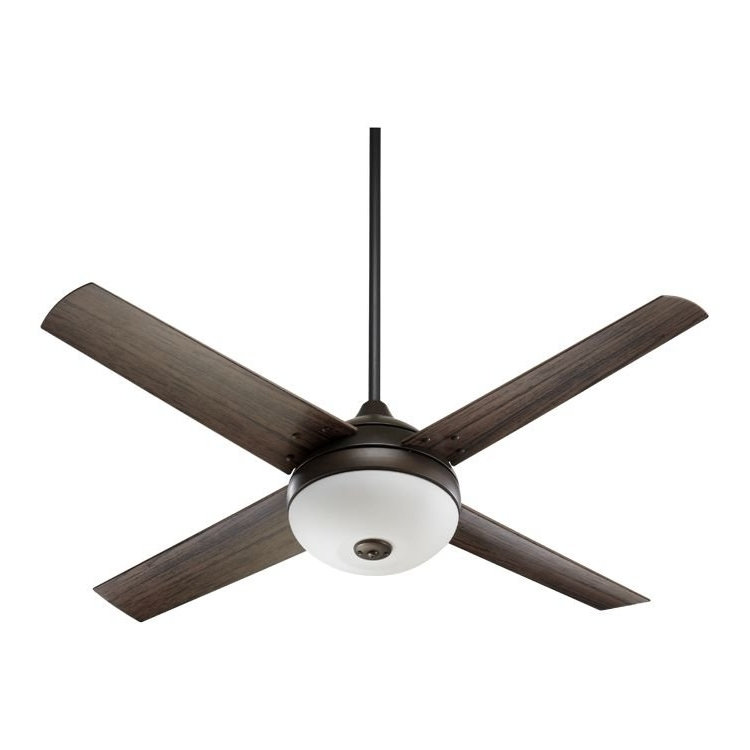 Quorum Outdoor Ceiling Fans Intended For Well Known Quorum – $257.00 – Quorum International 18524 86 Oiled Bronze (Gallery 7 of 15)