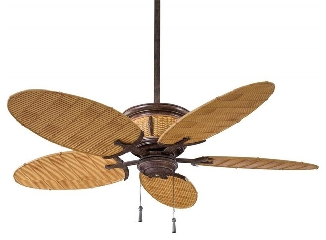 Recent Bamboo Ceiling Fan – Keamanetushin Intended For Outdoor Ceiling Fans With Bamboo Blades (View 11 of 15)