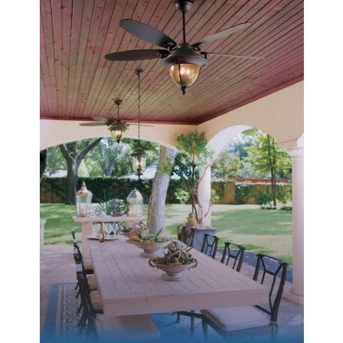 Shop Miseno Traditional 56 Inch Indoor/outdoor Ceiling Fan With For 2017 Traditional Outdoor Ceiling Fans (View 9 of 15)