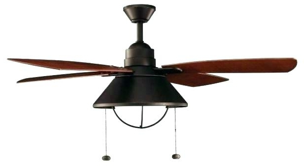 Small Outdoor Ceiling Fans Black Fan Lodge With Lights Light Pertaining To Fashionable Mini Outdoor Ceiling Fans With Lights (View 11 of 15)
