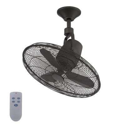 Small Outdoor Ceiling Fans With Lights Regarding Most Popular Small Room Ceiling Fans Lighting The Home Depot With Regard To Small (View 14 of 15)