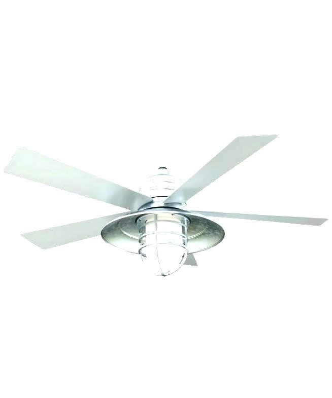 Stainless Steel Outdoor Ceiling Fans With Light Within Well Known Modern Small Ceiling Fans Stainless Steel Outdoor Ceiling Fan (View 10 of 15)