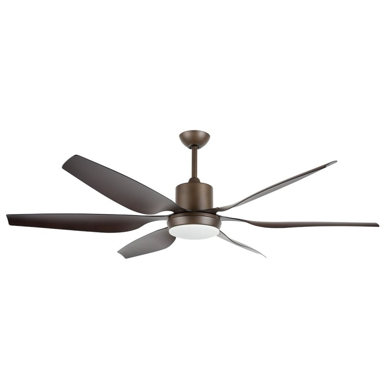 Sunshine Coast Outdoor Ceiling Fans With Regard To Favorite Tempest 52″ Ceiling Fan – Brilliant Lighting (View 9 of 15)