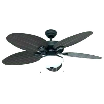 Trendy Black Outdoor Ceiling Fans With Light With Black Fan With Light Black Ceiling Fans Light 42 Black Ceiling Fan (View 15 of 15)