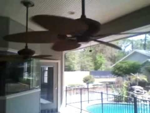 Featured Photo of Harbor Breeze Outdoor Ceiling Fans With Lights