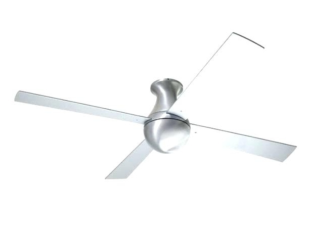 Trendy Outdoor Ceiling Fan No Light Flush Mount Fans Without Lights For Hunter Outdoor Ceiling Fans With White Lights (View 14 of 15)