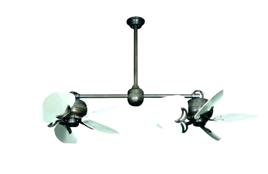 Trendy Vertical Outdoor Ceiling Fans Pertaining To Dual Outdoor Ceiling Fan Dual Motor Ceiling Fan Dual Blade Ceiling (View 2 of 15)
