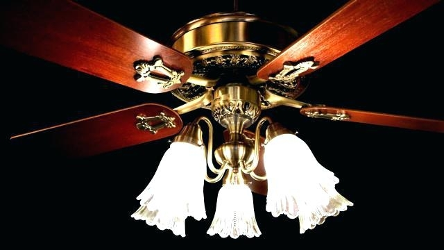 Trendy Victorian Ceiling Fan French Country Ceiling Fan Victorian Style With Regard To Victorian Style Outdoor Ceiling Fans (View 6 of 15)