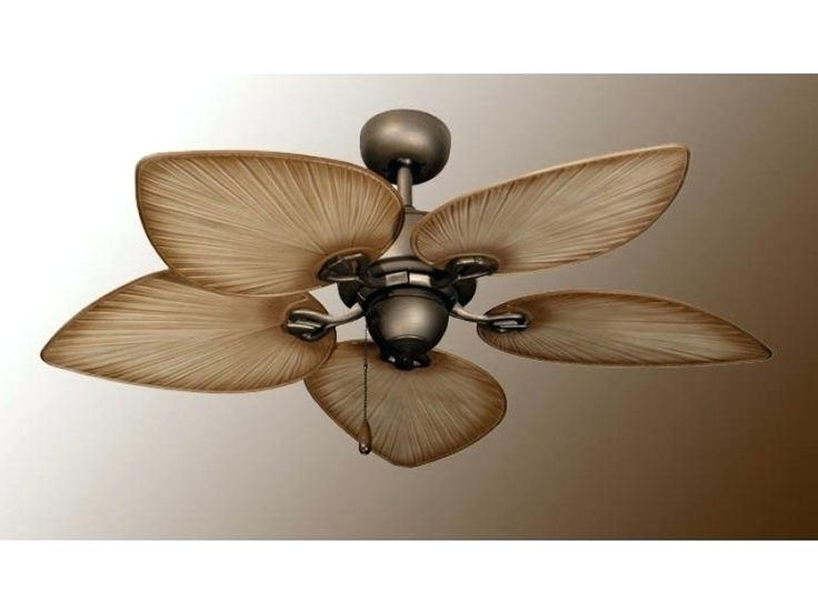 Tropical Design Outdoor Ceiling Fans In Most Recent Tropical Outdoor Ceiling Fans Ceiling Fans Best Place To Buy Ceiling (View 10 of 15)