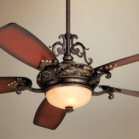 Victorian Outdoor Ceiling Fans With Regard To Favorite Ceiling Fans Amazing Style Victorian Hunter Fan Luxury Era – Hugreen (Gallery 12 of 15)
