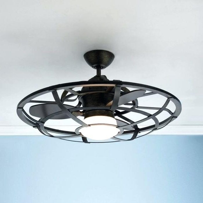 Vintage Outdoor Ceiling Fans With Regard To Recent Shallow Ceiling Fan Furniture Best Ceiling Fans Images On Ceilings (View 14 of 15)
