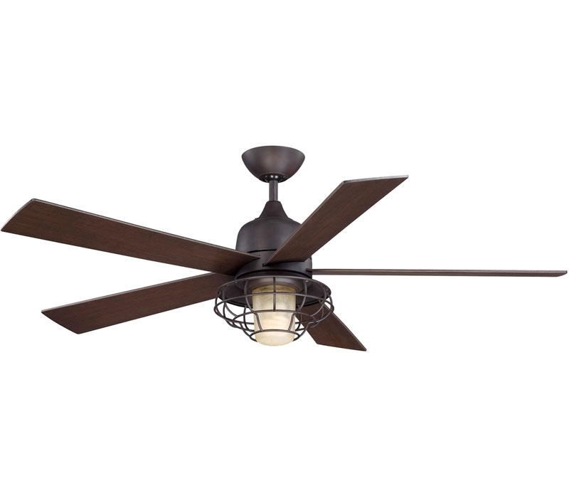Well Known Nautical Outdoor Ceiling Fans Inside Savoy House 52 624 5Cn 13 Hyannis 52 Inch English Bronze Ceiling Fan (View 15 of 15)