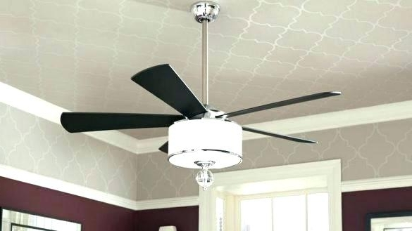 Well Known Outdoor Ceiling Fans For 7 Foot Ceilings Within Ceiling Fans For 7 Foot Ceilings Industrial Fan Hugger Ceiling Fans (View 10 of 15)