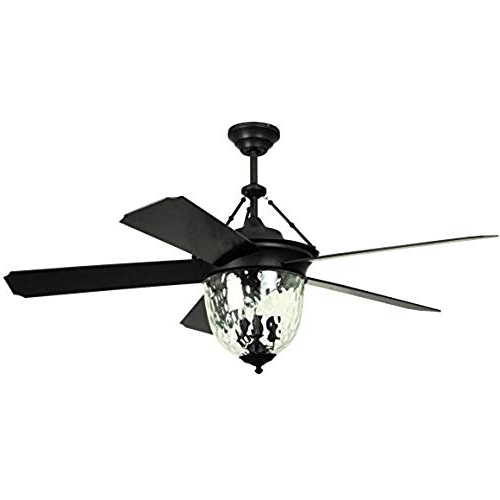 Well Known Rust Proof Outdoor Ceiling Fans With Outdoor Ceiling Fan With Light Wet Rated: Amazon (View 6 of 15)