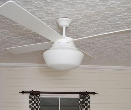 Well Known Schoolhouse Light Ceiling Fan 2018 Ceiling Fan Light Kit Outdoor Within Outdoor Ceiling Fans With Schoolhouse Light (View 11 of 15)