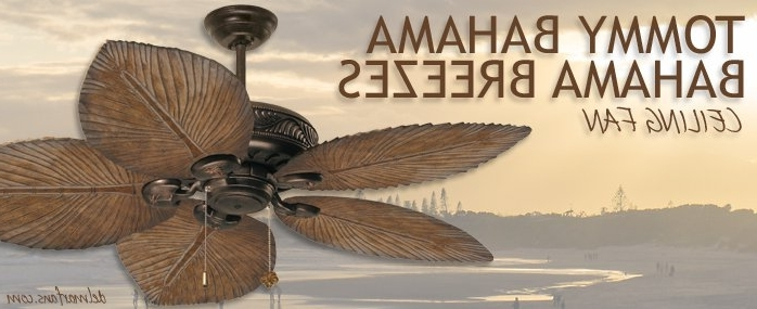 Well Known Tropical Outdoor Ceiling Fans For Tropical Ceiling Fans Inspiredthe Islands (View 7 of 15)
