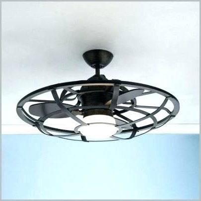 Featured Photo of Unique Outdoor Ceiling Fans With Lights