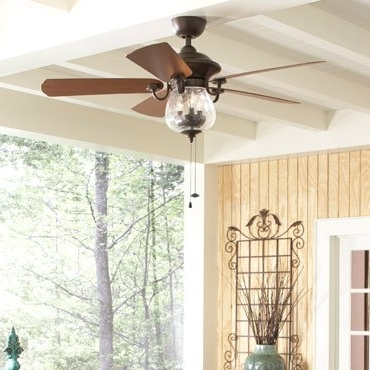 Well Liked High Output Outdoor Ceiling Fans Intended For Wet Rated (Ul Listing), Weatherproof & Waterproof Outdoor Ceiling (View 15 of 15)