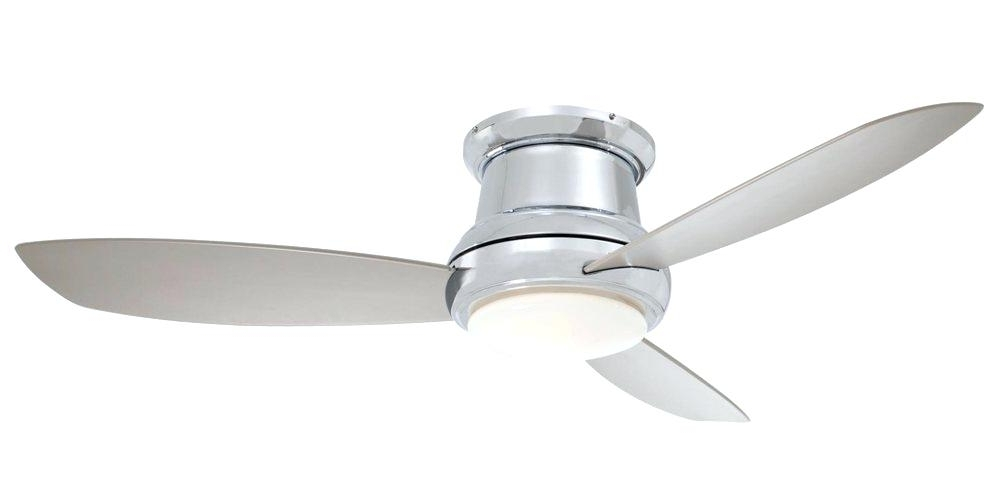 Well Liked White Ceiling Fan With Remote Interior Brushed Nickel Ceiling Fan With Flush Mount Outdoor Ceiling Fans (View 13 of 15)