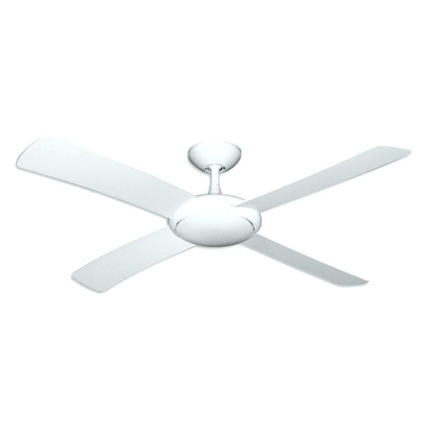 White Outdoor Ceiling Fans With Lights Within Most Popular Modern Outdoor Ceiling Fans White Outdoor Ceiling Fans With Lights (View 9 of 15)