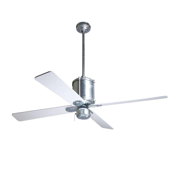 Widely Used Galvanized Outdoor Ceiling Fan Indoor – Bomer Regarding Galvanized Outdoor Ceiling Fans With Light (View 15 of 15)