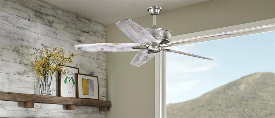 Widely Used Kichler Ceiling Fans With Lights Get Smart With Ceiling Fans For Outdoor Ceiling Fans For Coastal Areas (View 15 of 15)