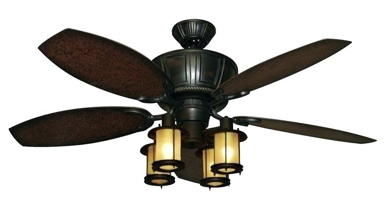 Widely Used Lowes Outdoor Ceiling Fans With Lights With Regard To Outdoor Ceiling Fans With Lights At Lowes Patio Patterns Hunter (View 12 of 15)