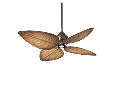 Widely Used Minka Outdoor Ceiling Fans With Lights Pertaining To Minka Aire F581 Orb, Gauguin Oil Rubbed Bronze 52 Inch Outdoor (View 12 of 15)