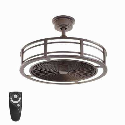 Widely Used Oscillating Outdoor Ceiling Fan Wonderful Bronze Ceiling Fans Intended For Outdoor Ceiling Fans With Lights At Home Depot (View 14 of 15)